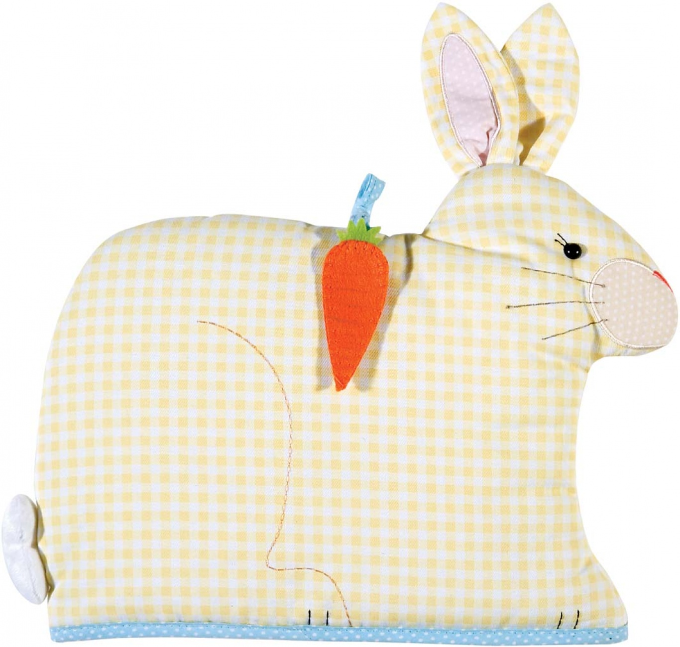 Image of Ulster Weavers Rabbit-Shaped Tea Cosy