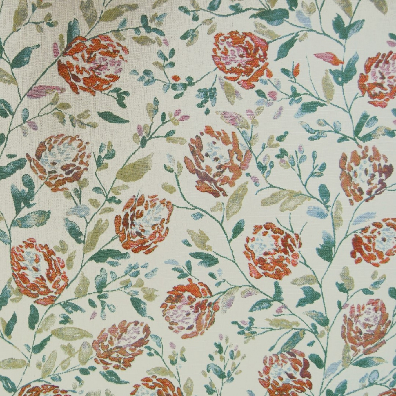 Image of Voyage Hidcote Forest Curtain Fabric