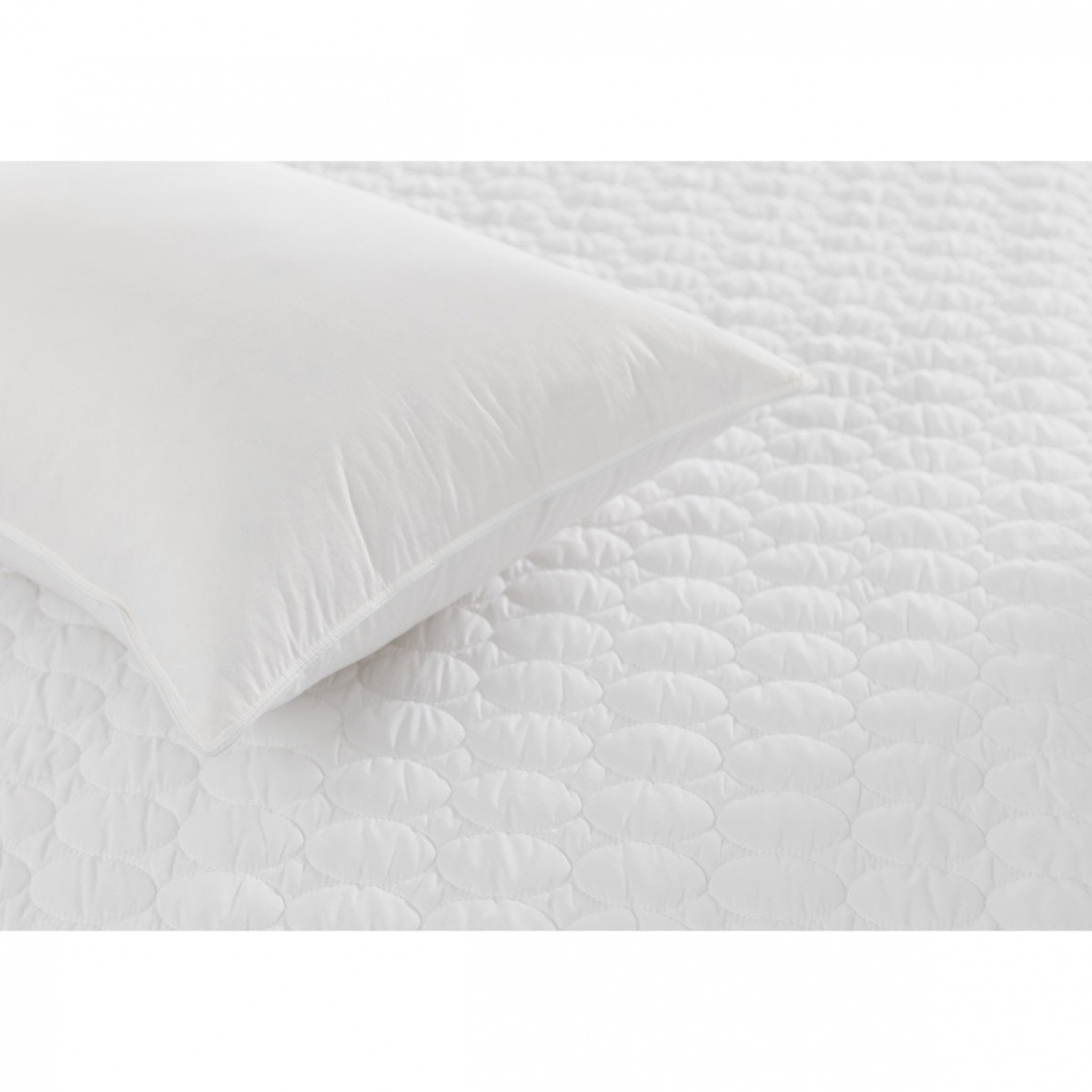 Image of Quilted Luxury Waterproof King Mattress Protector