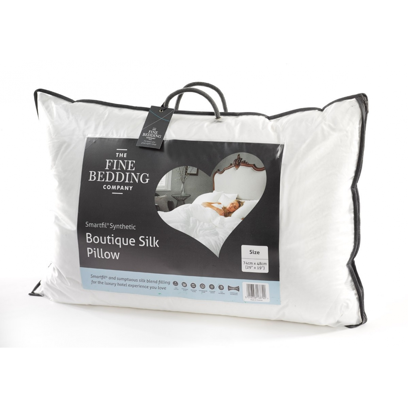 Image of Boutique Silk Pillow