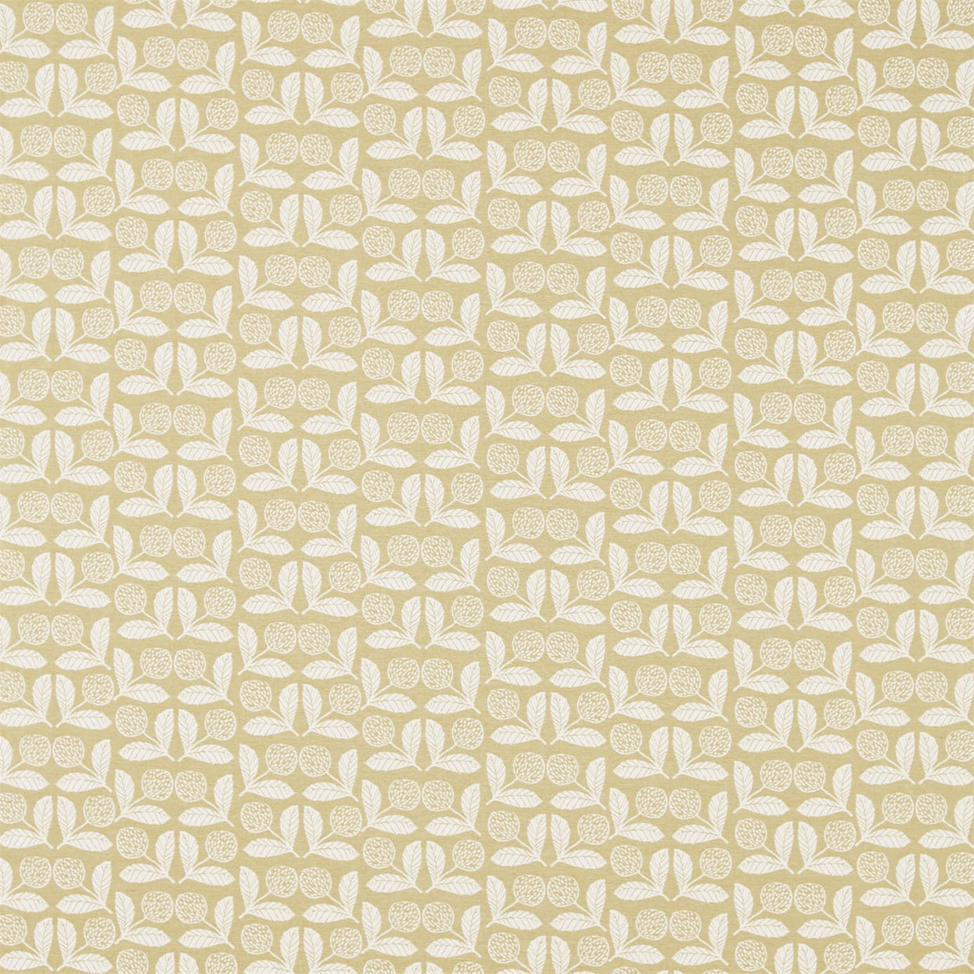 Image of Sanderson Home Seed Stitch Apple Curtain Fabric 235872