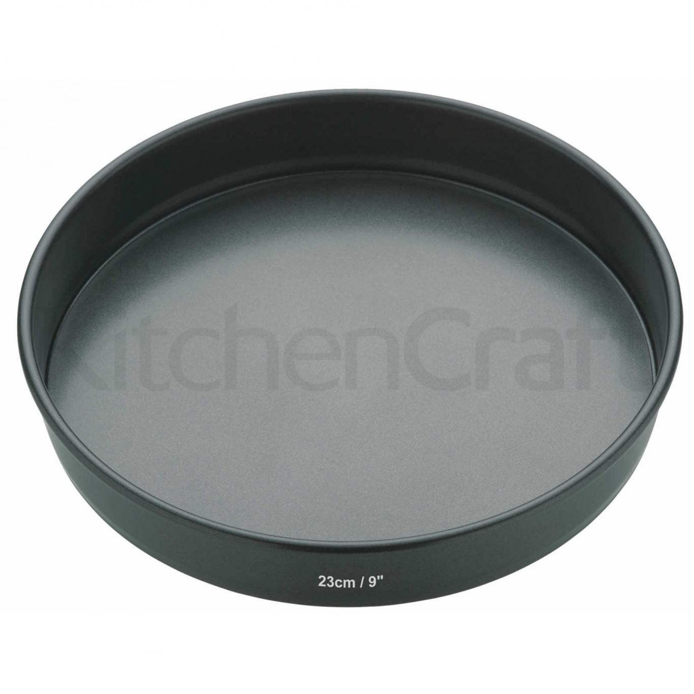 Image of Non Stick Round Sandwich Pan 23cm/9ins
