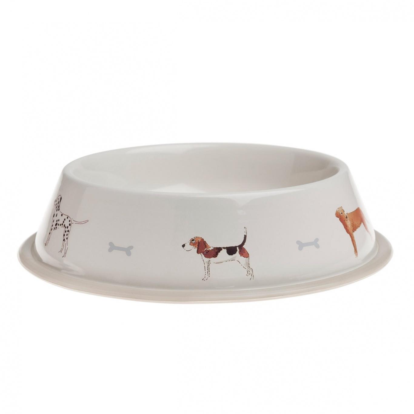 Image of Sophie Allport Woof! Dog Bowl