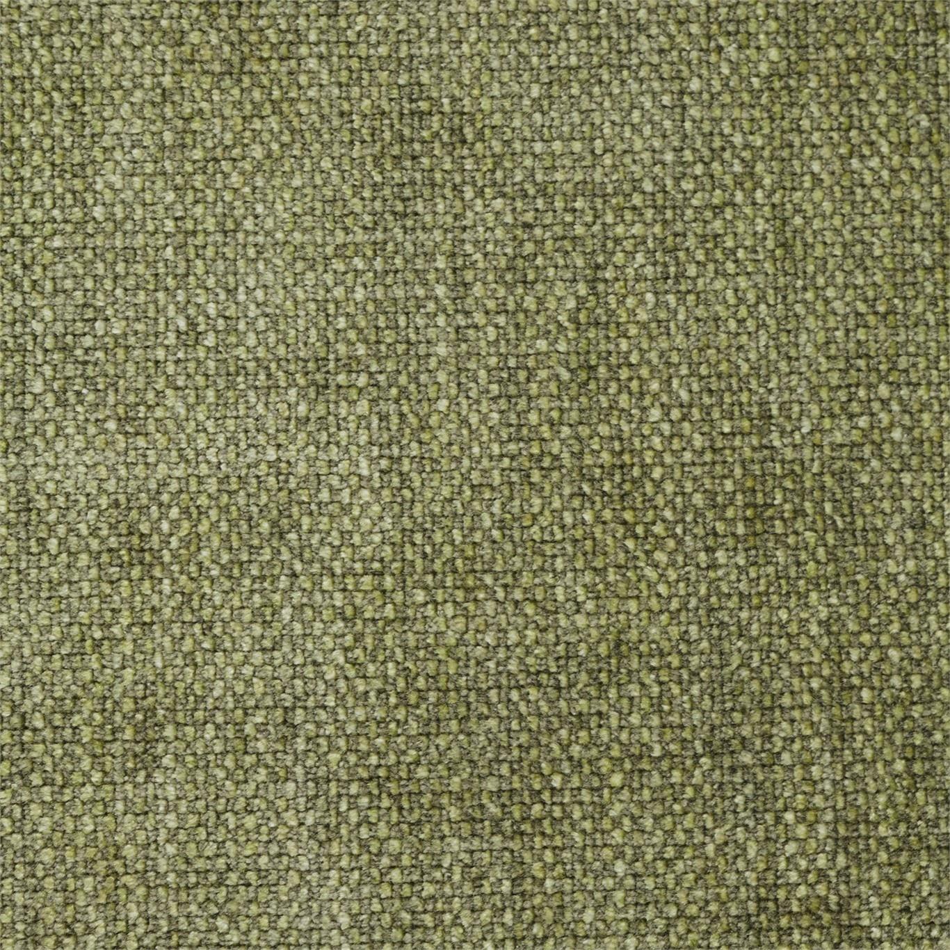 Image of Sanderson Moorbank Leaf Fabric 236301