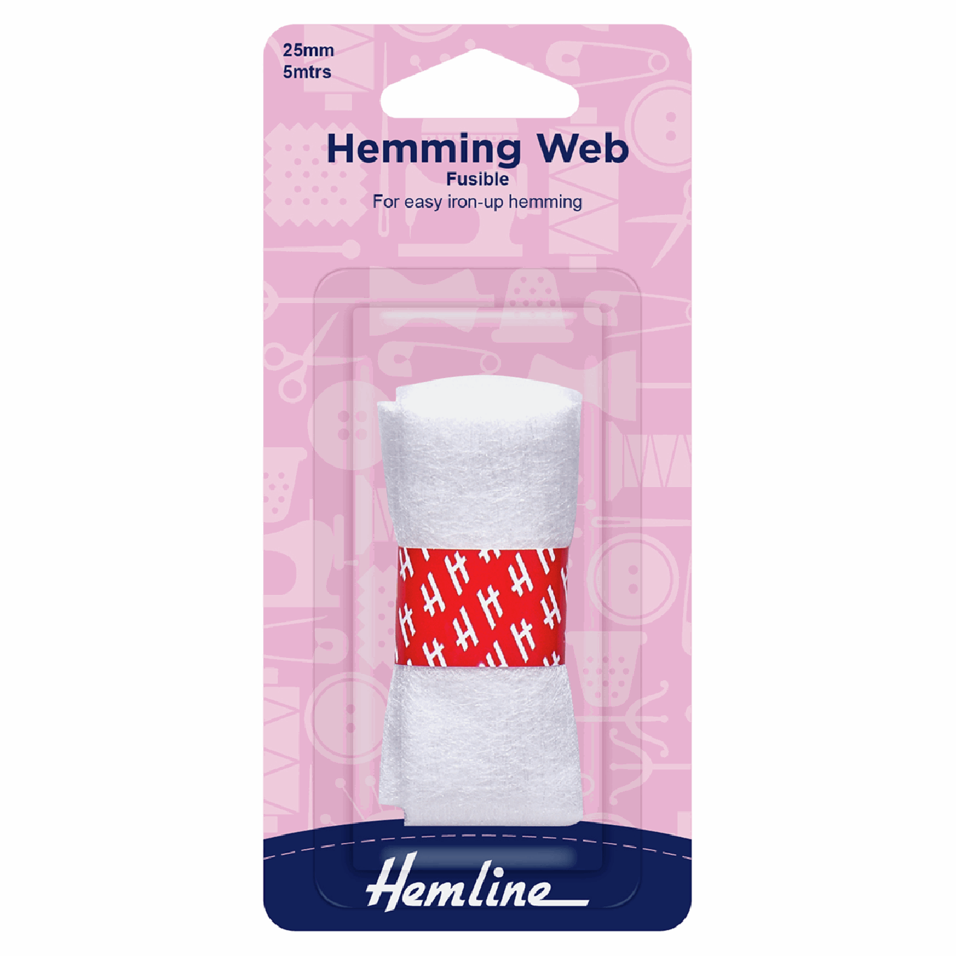 Image of Fusible Hemming Web | 5m x 25mm