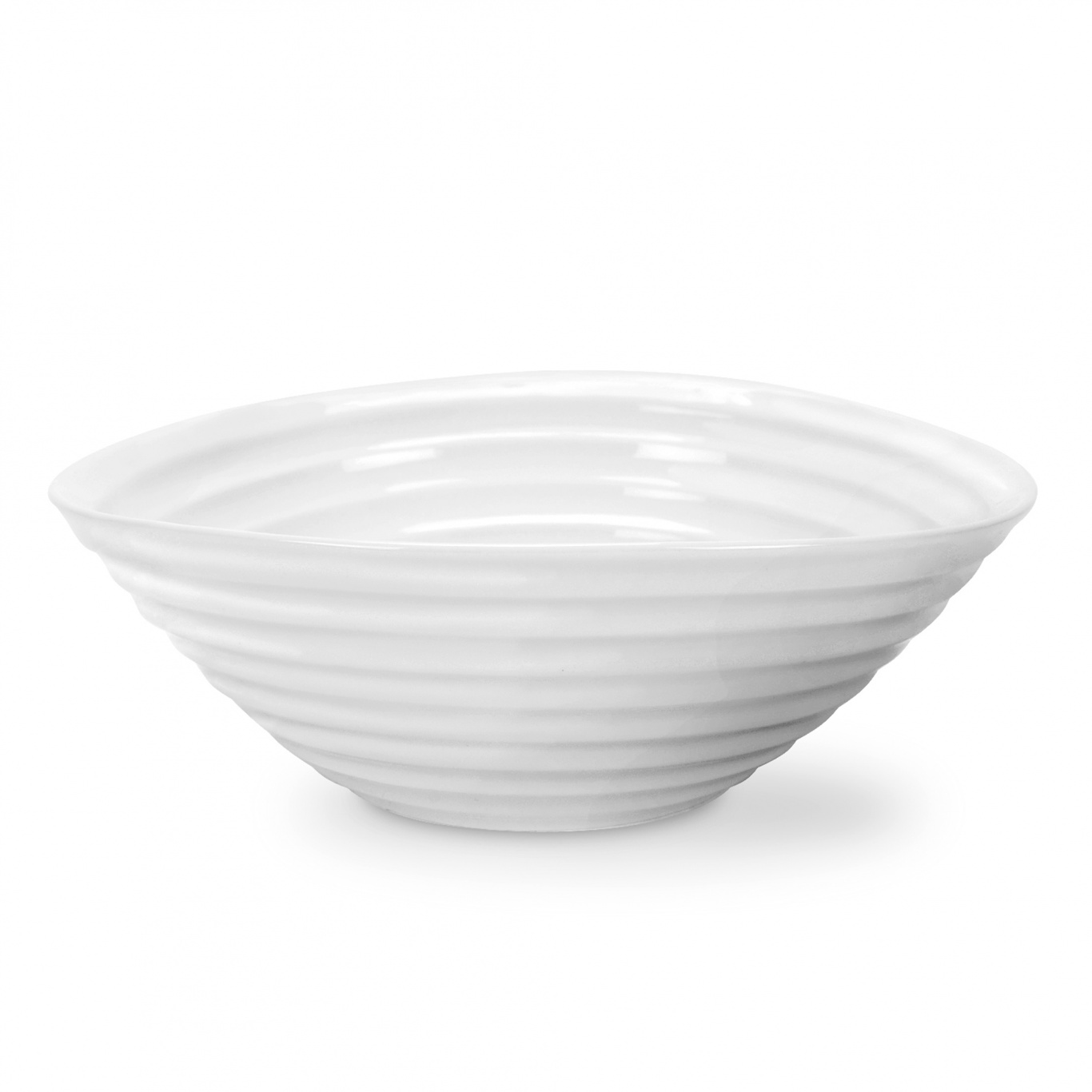 Image of Sophie Conran White Cereal Bowl 19cm