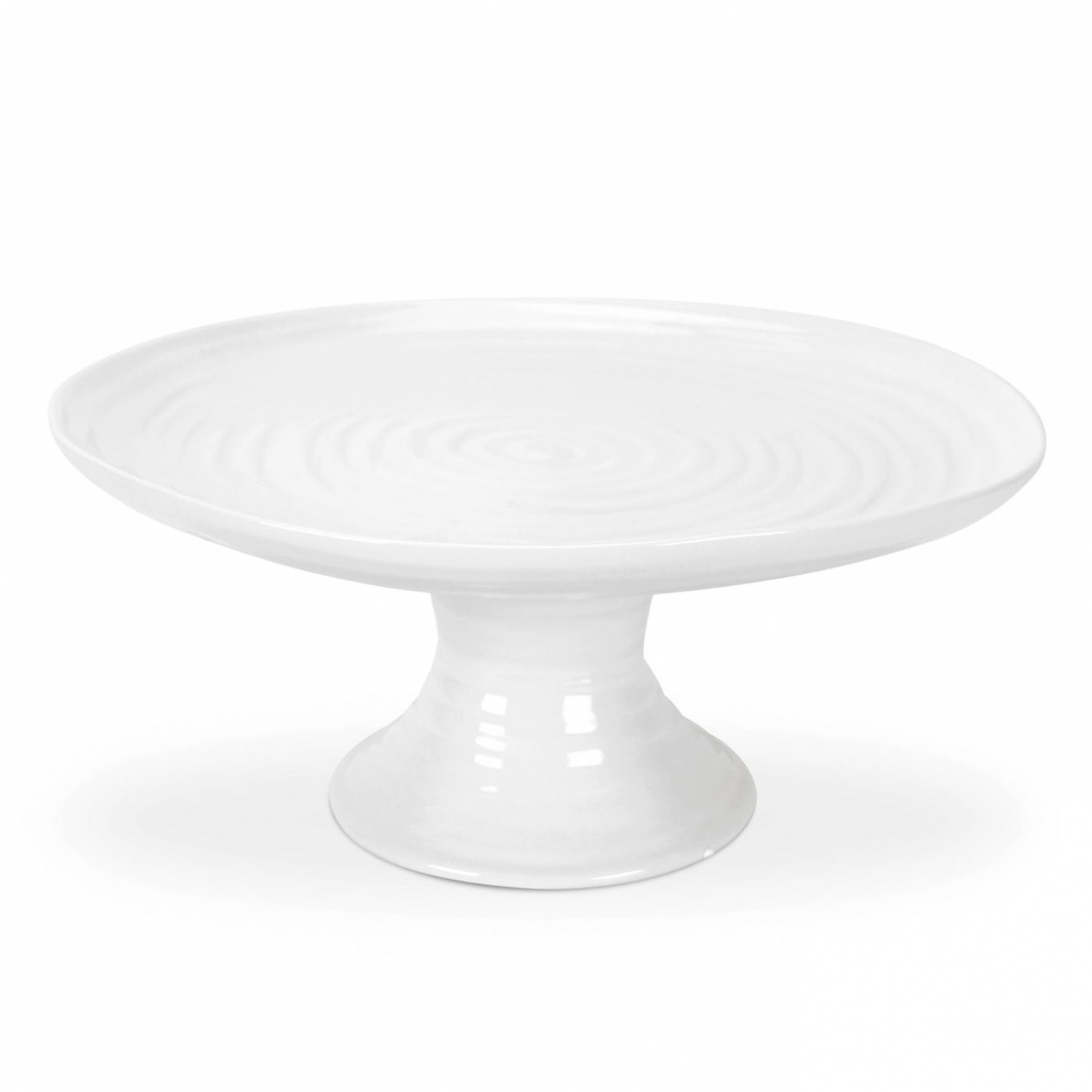 Image of Sophie Conran White Small Footed Cake Plate