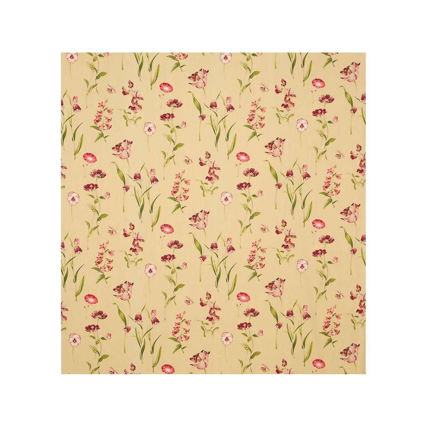 Image of Sanderson Butterfly Garden Curtain Fabric PR8626/1