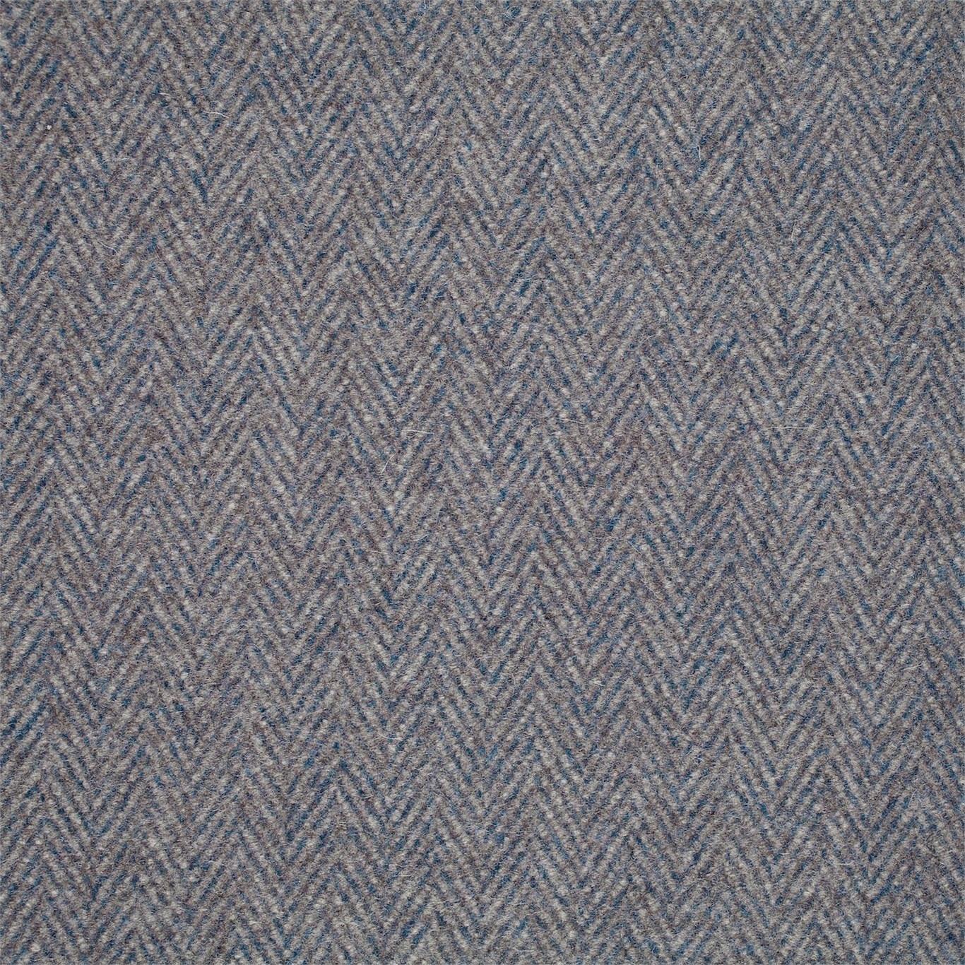 Image of Sanderson Portland Indigo Fabric 233233
