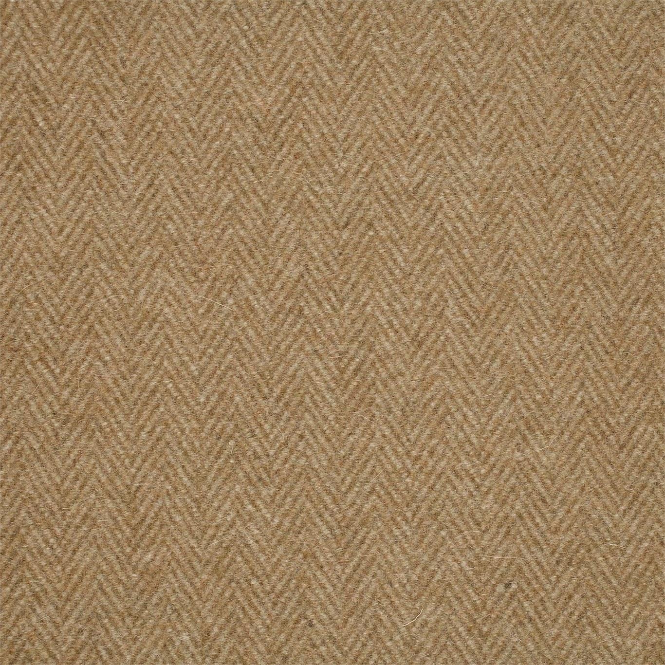 Image of Sanderson Portland Caramel Fabric 233238
