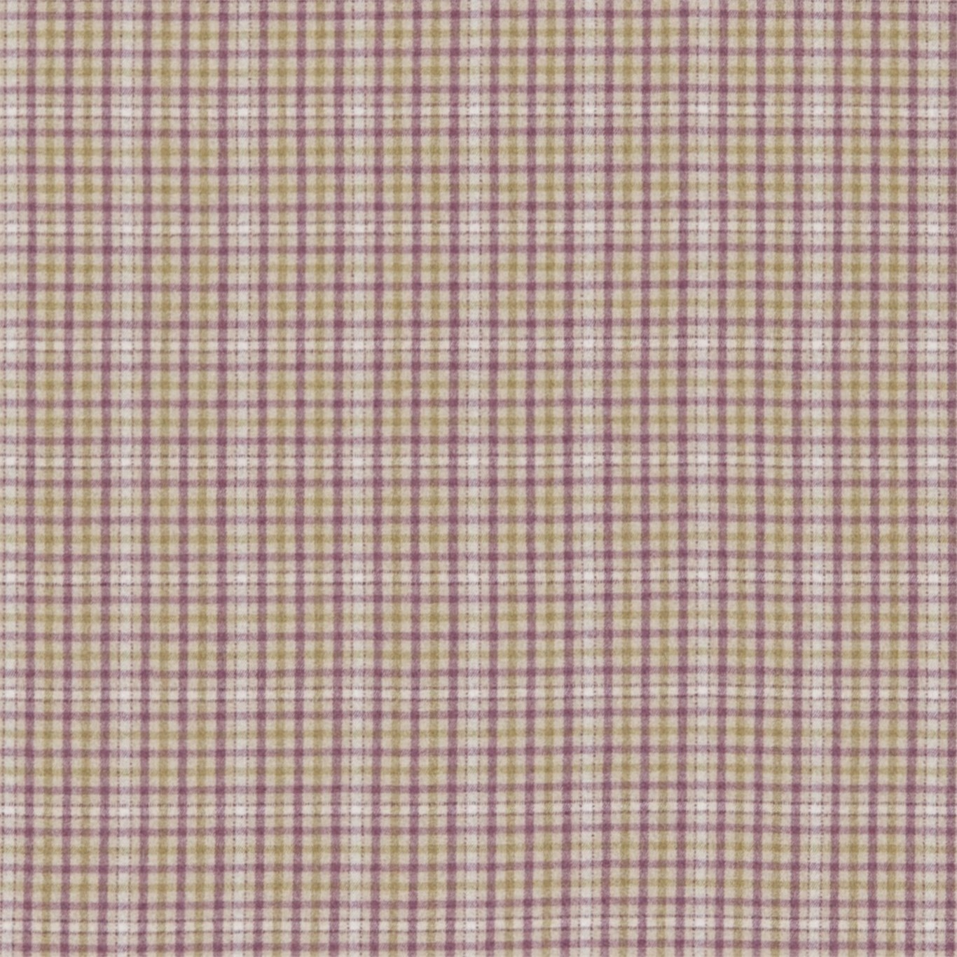 Image of Sanderson Langtry Mulberry/Sage Fabric 233258