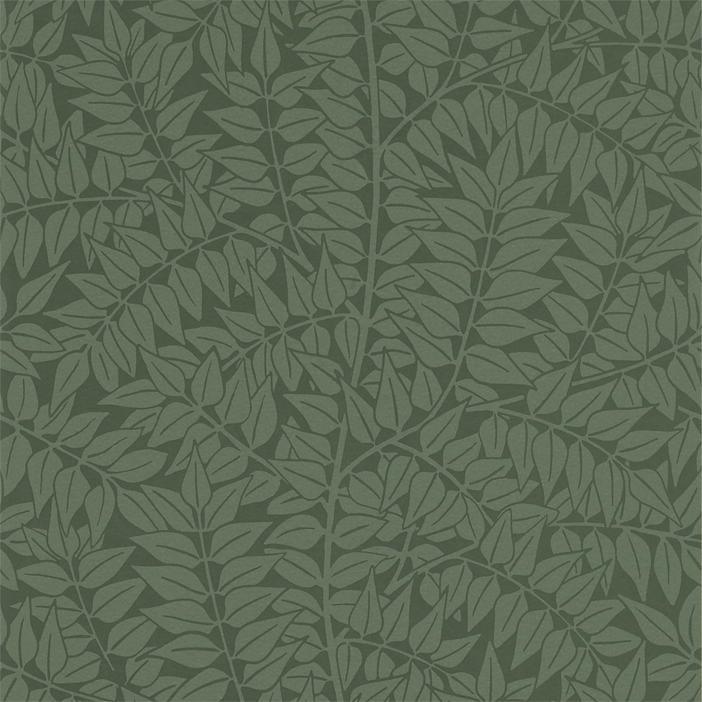 Image of Morris & Co Branch Forest Wallpaper 210374