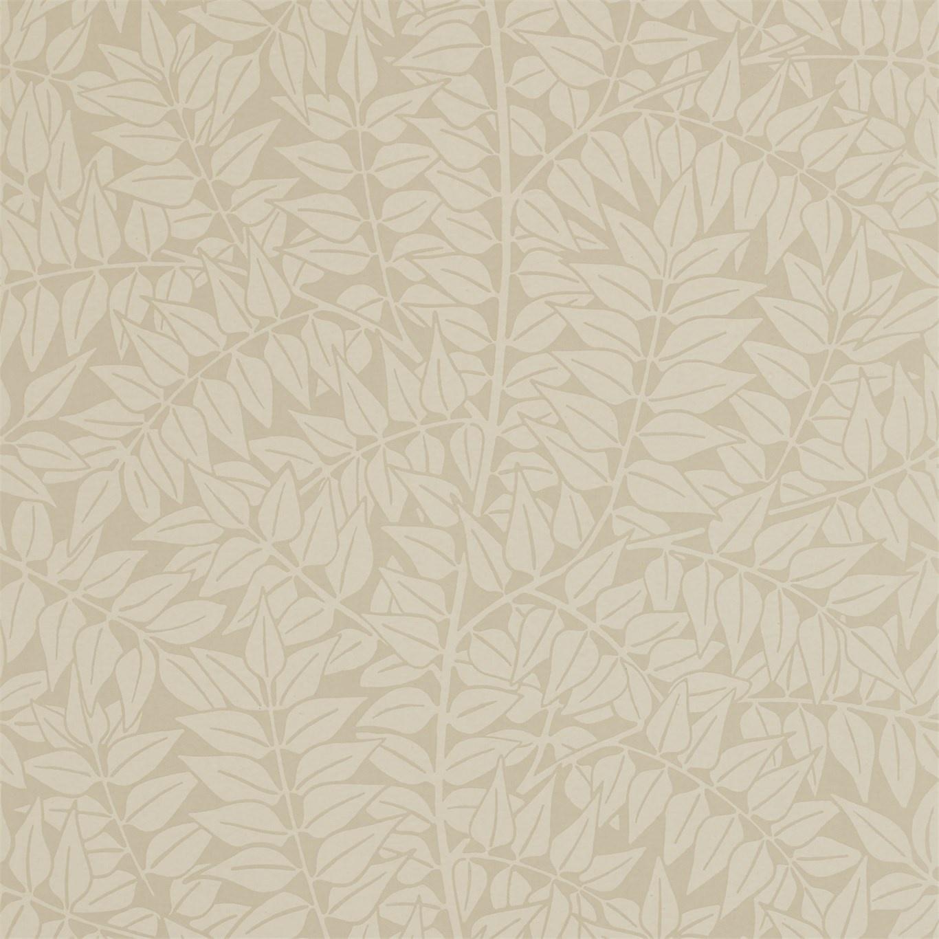 Image of Morris & Co Branch Buff Wallpaper 210377