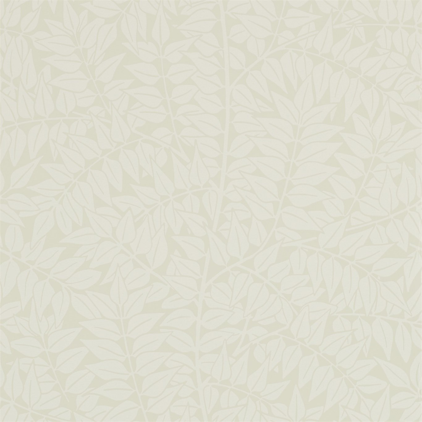 Image of Morris & Co Branch Vellum Wallpaper 210379
