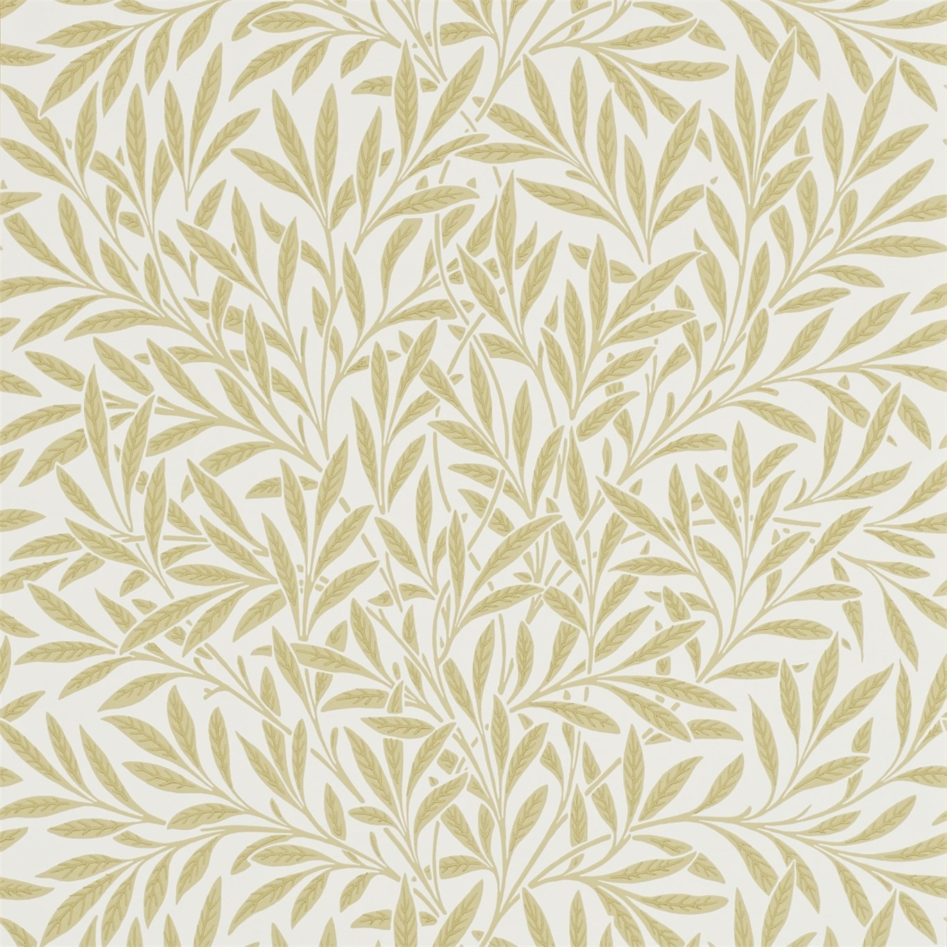 Image of Morris & Co Willow Camomile Wallpaper 210384
