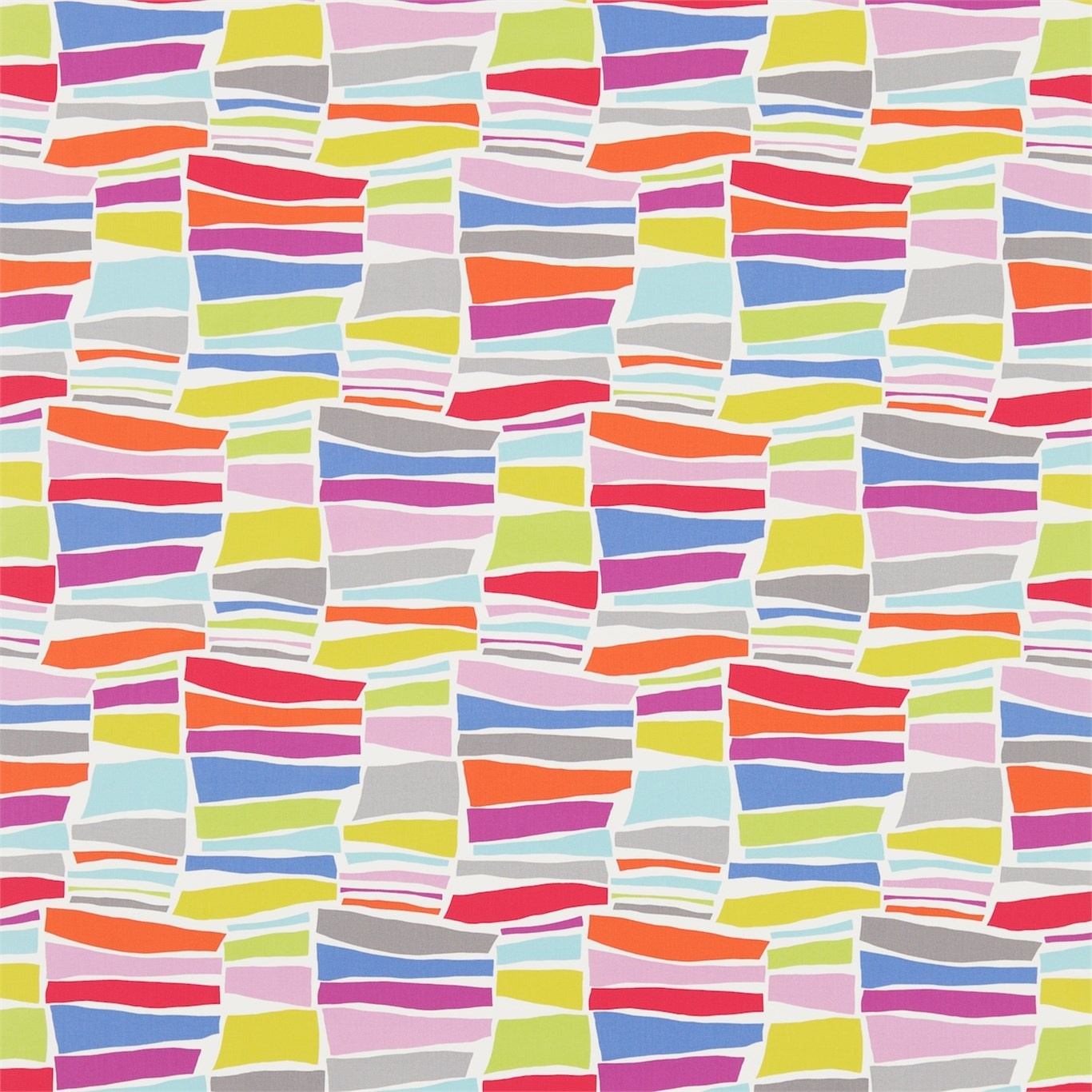Image of Sanderson Milla Brights/ Multi Fabric 224627