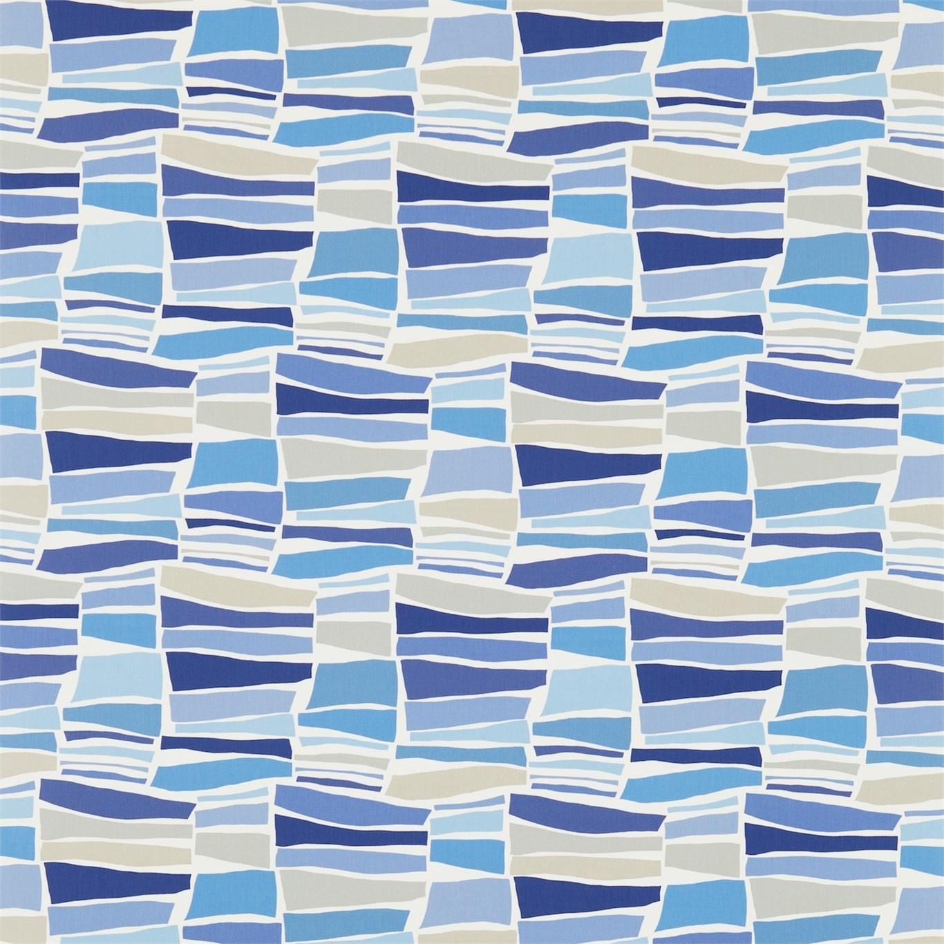 Image of Sanderson Milla Marine/Multi Fabric 224629