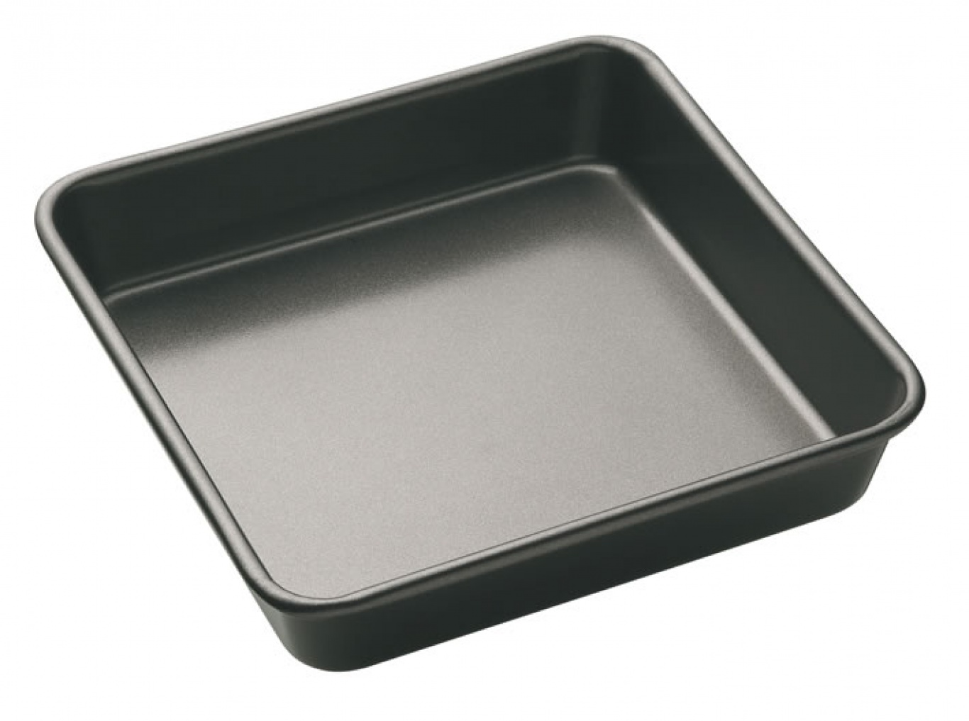 Image of Non Stick Square Bake Pan 23cm x 23cm x  4cm