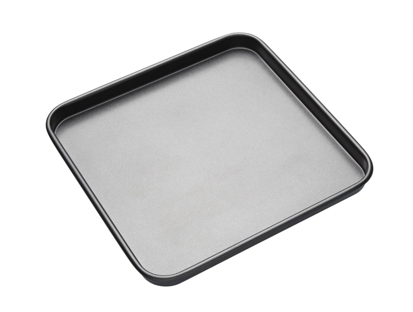 Image of Non Stick Square Baking Tray 26cm x 26cm x 1cm