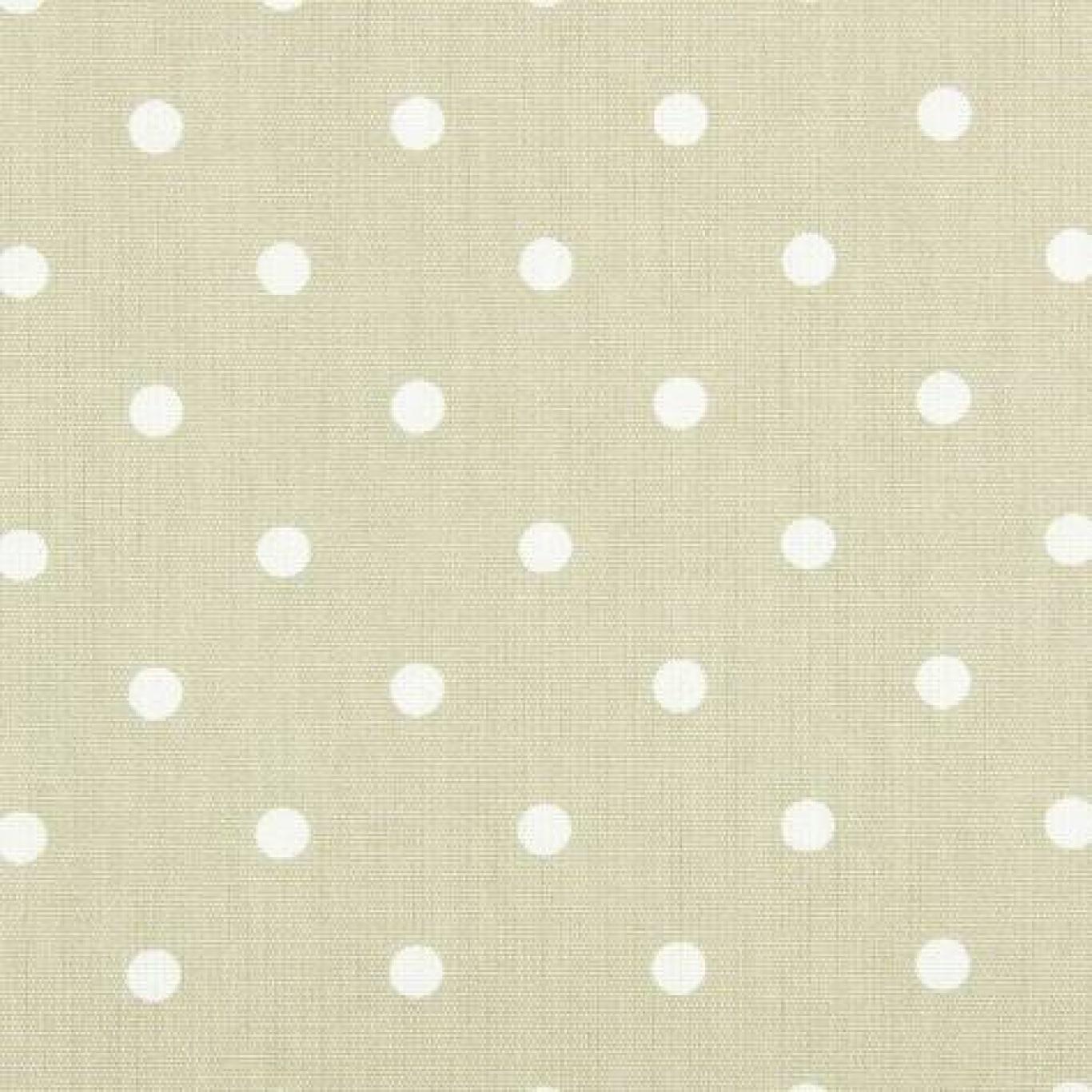 Image of Prestigious Full Stop Parchment Curtain Fabric