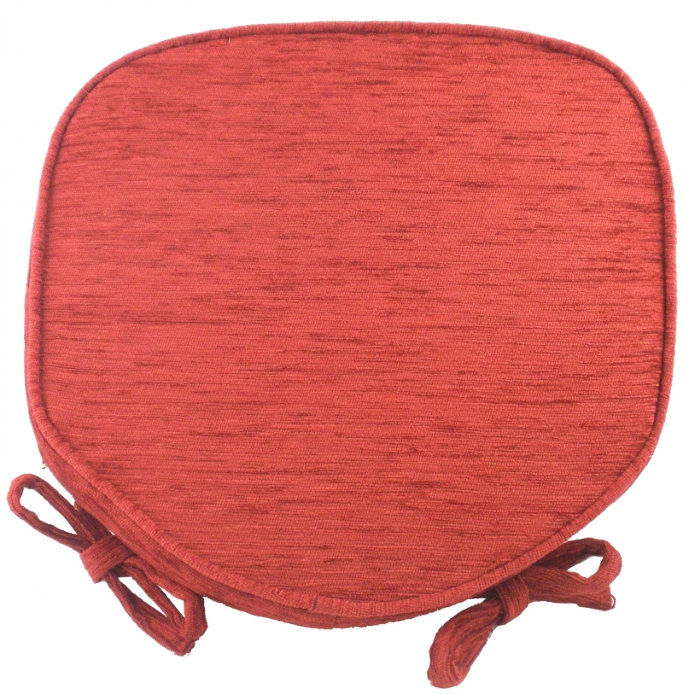 Image of Savannah Walled Seat Pads Terracotta