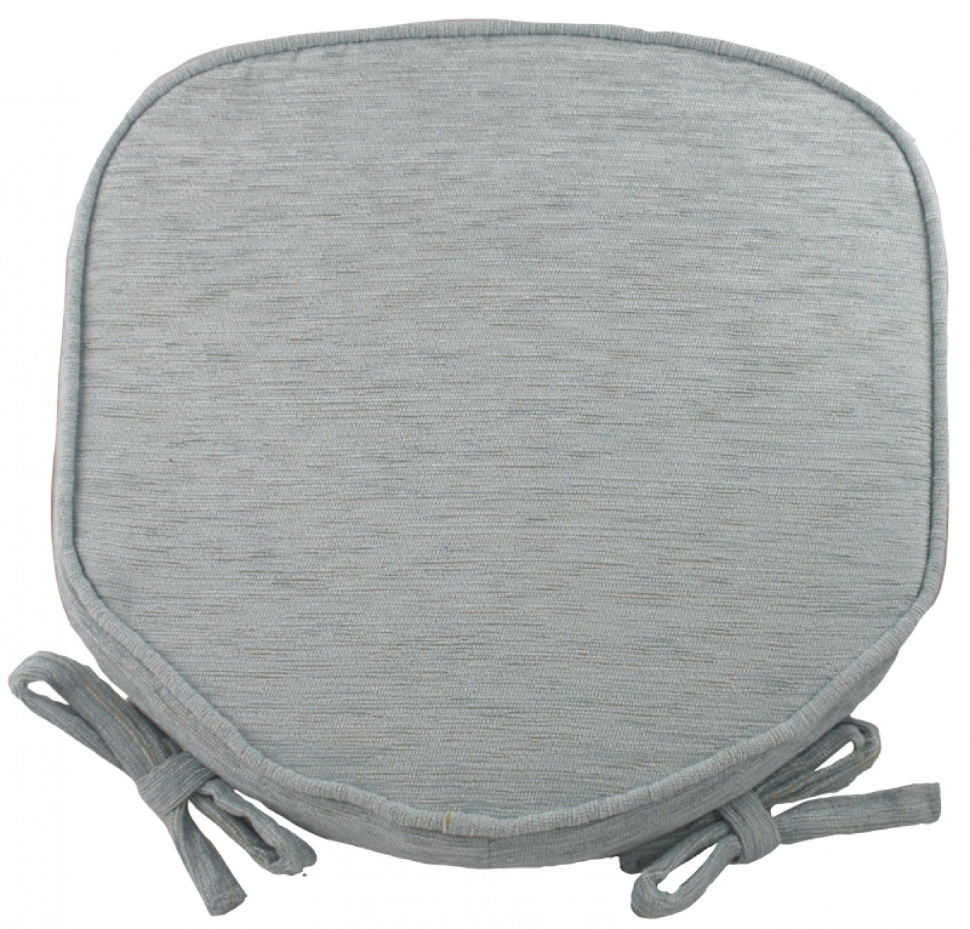 Image of Savannah Walled Seat Pads Duck Egg