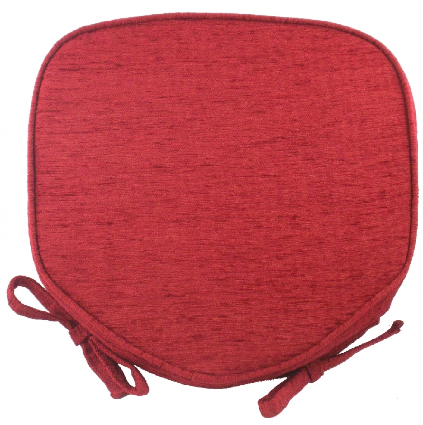 Image of Savannah Walled Seat Pads Wine