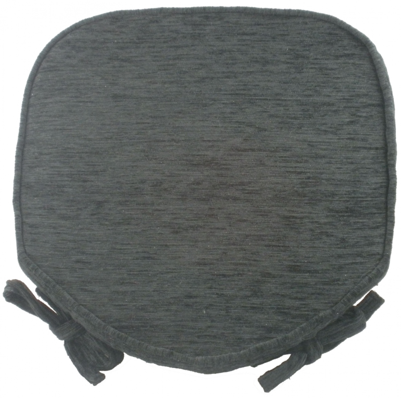Image of Savannah Walled Seat Pads Black