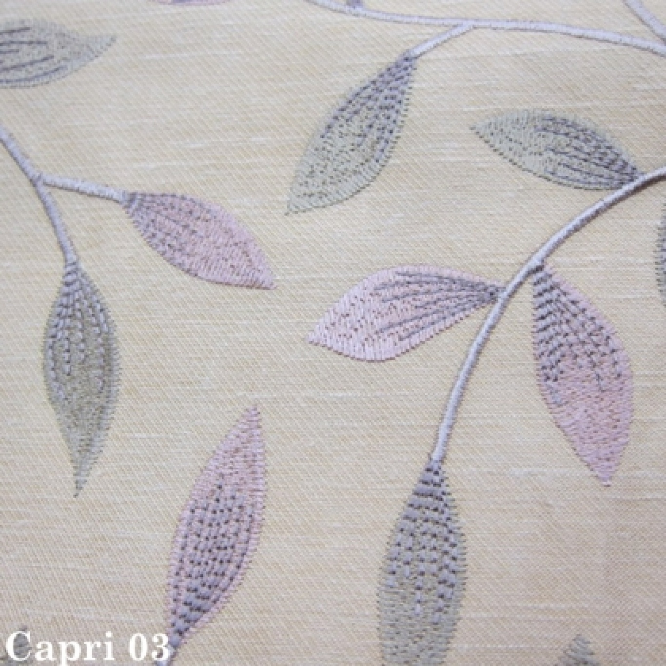 Image of Crowson Capri Colour 3 Curtain Fabric