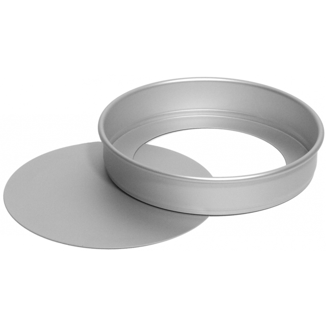 Image of Silverwood Round Sandwich Pan Loose Base 8ins/20cm