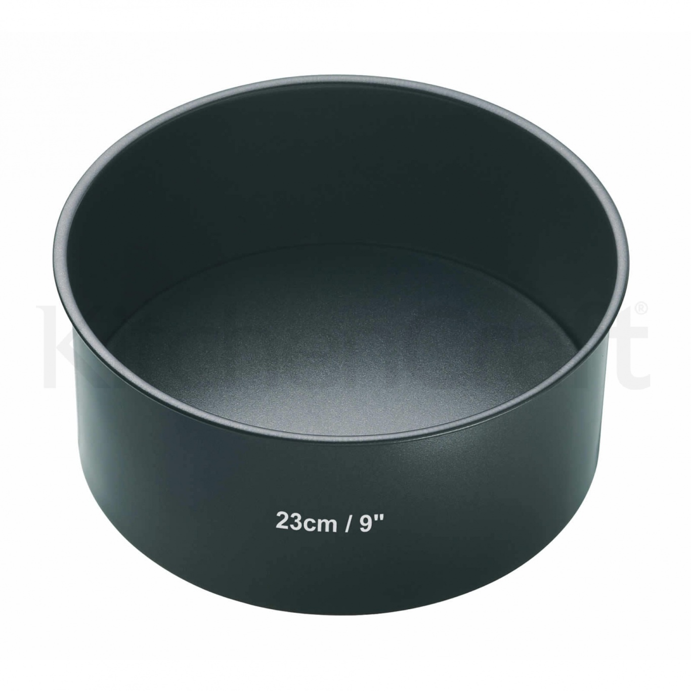 Image of Non Stick Round Deep Cake Tin 23cm 9