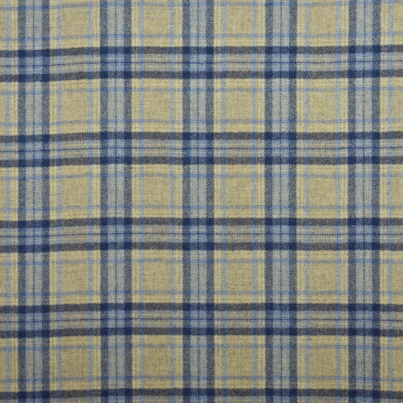 Image of Abraham Moon Barony Denim Fabric 1.6m Remnant