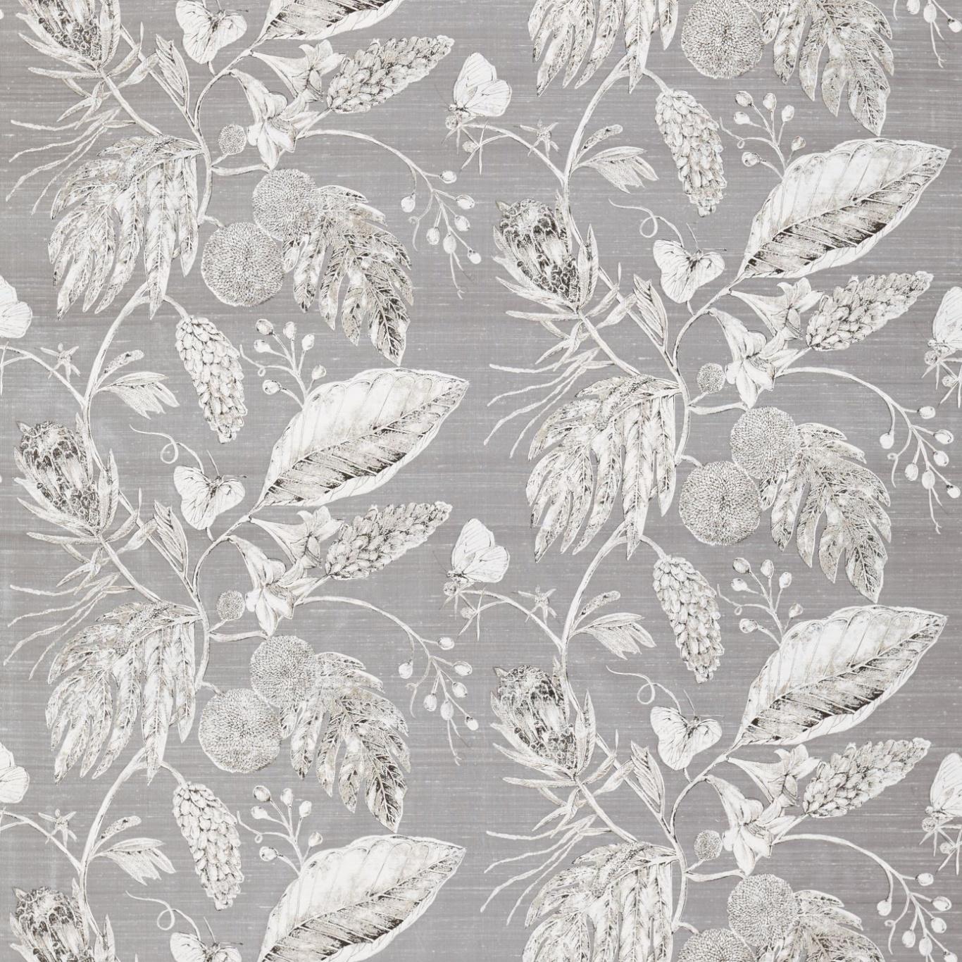 Image of Harlequin Amborella Steel Curtain Fabric 120420