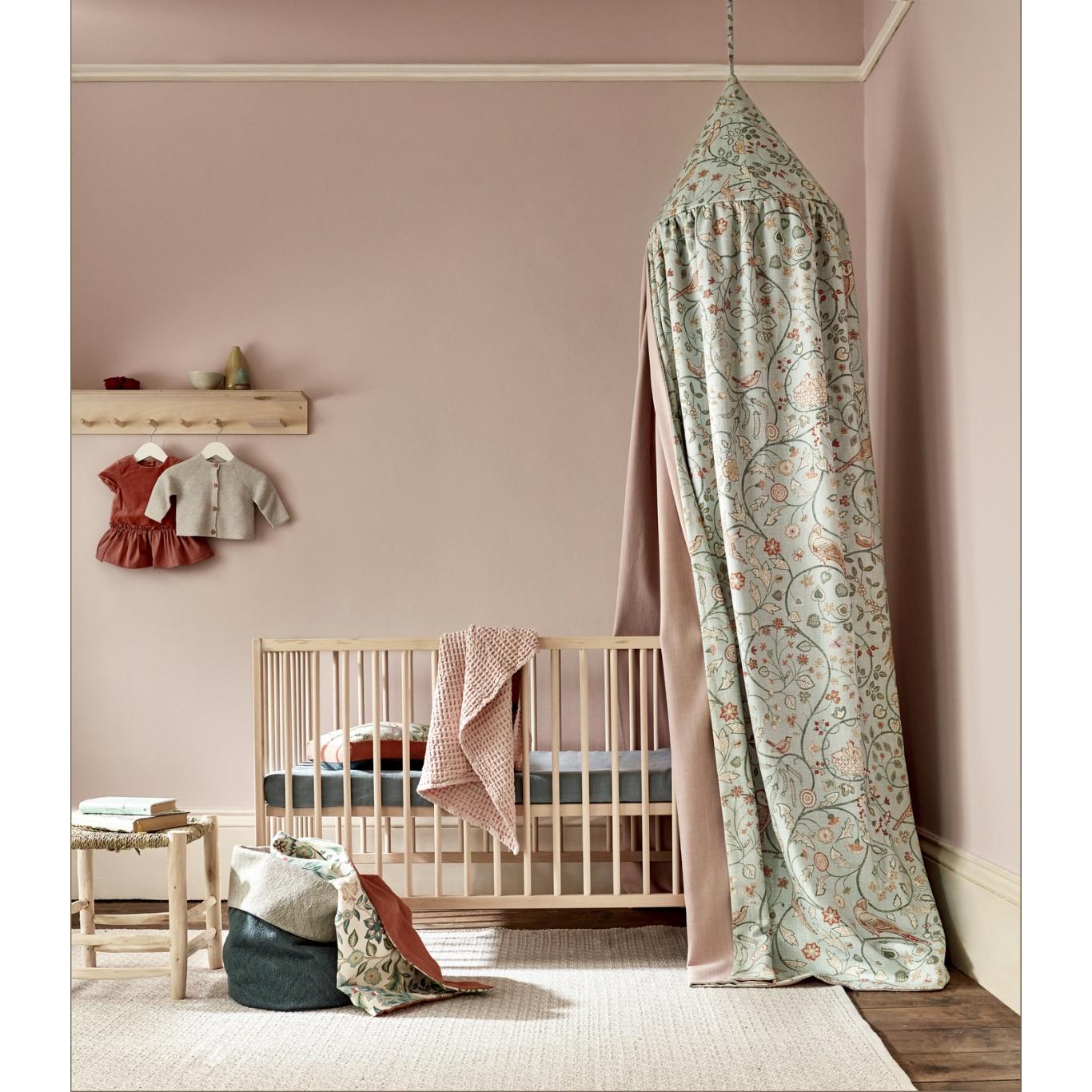 Morris & Co Newill Chintz Fabric 226589