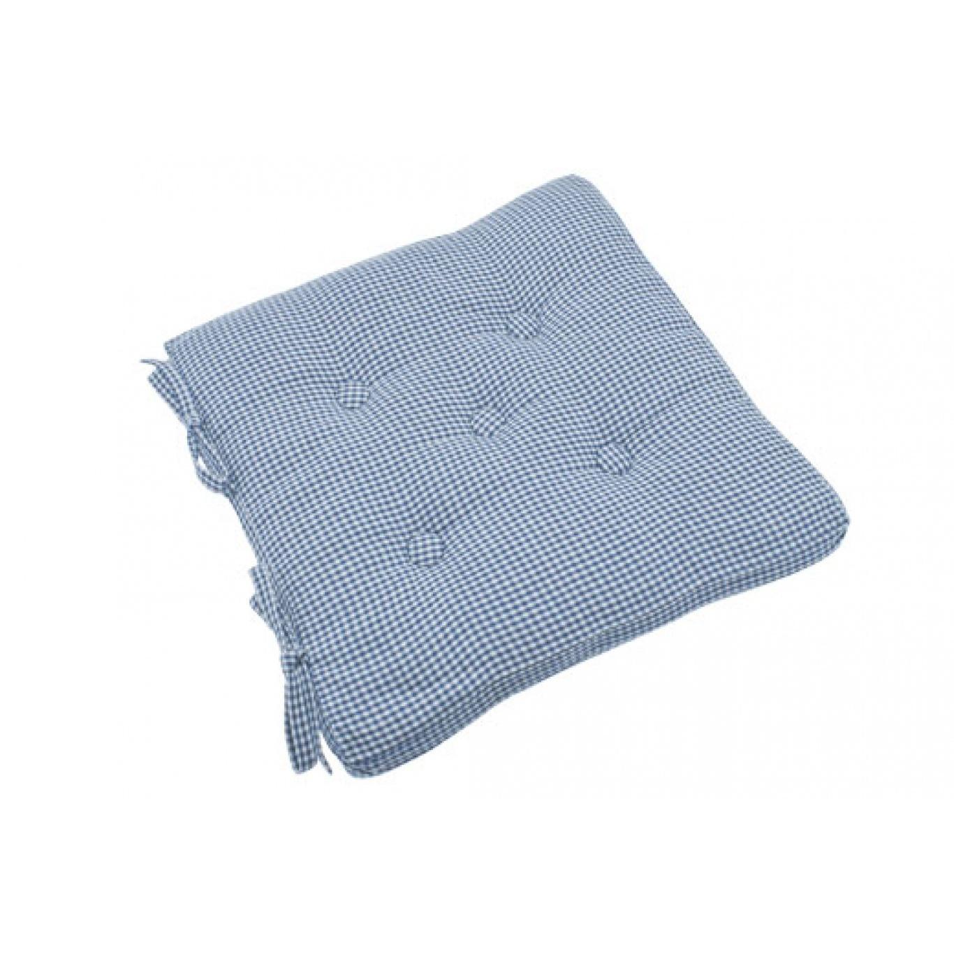 Image of Auberge Nordic Blue Seat Pad
