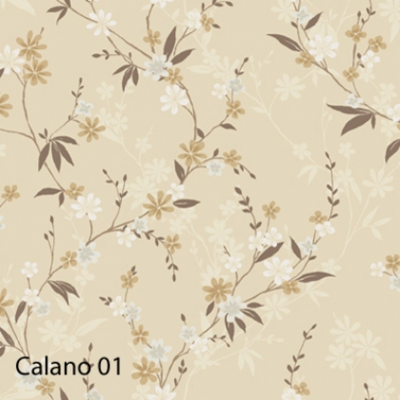 Image of Crowson Calano Colour 1 Curtain Fabric