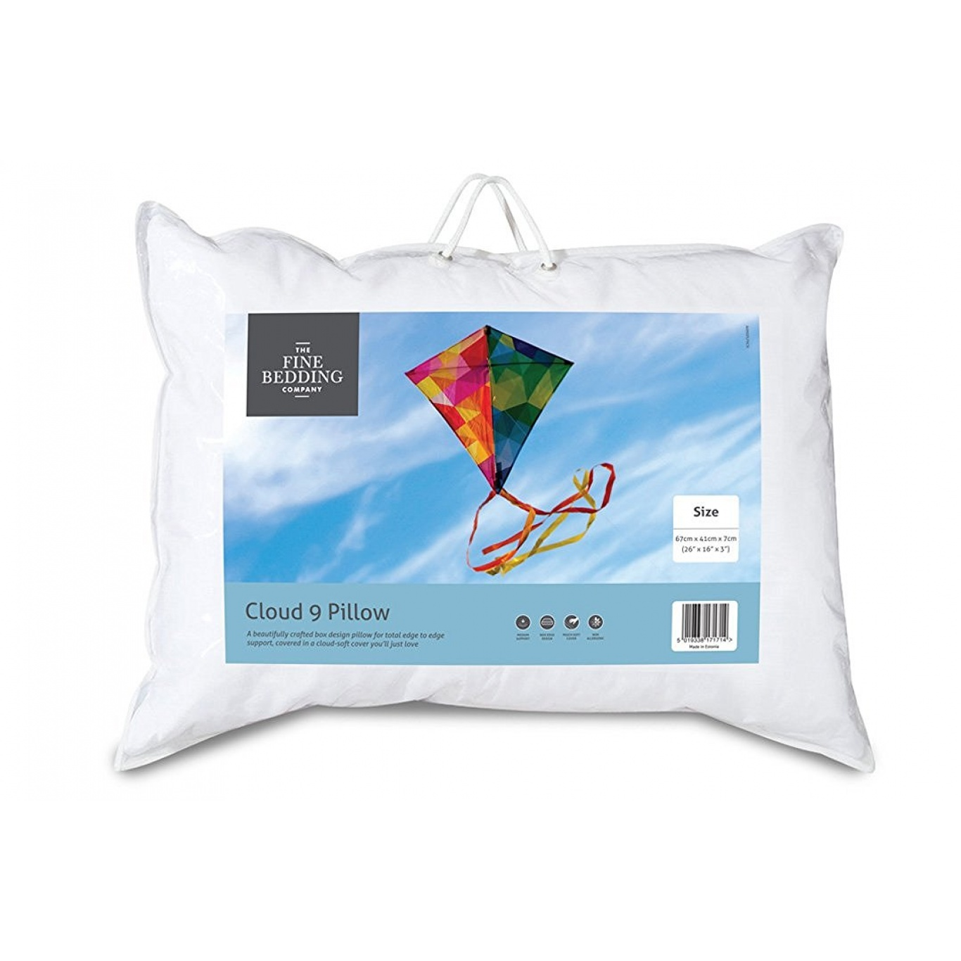 Image of Cloud 9 Pillow