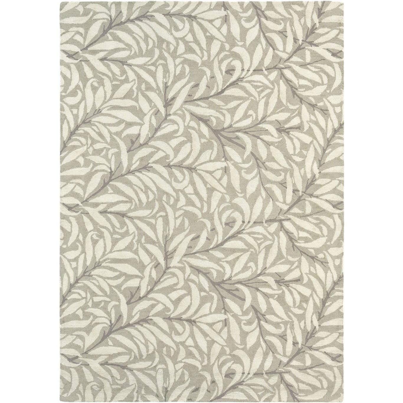 Image of Morris & Co Willow Bough Ivory Rug 28309