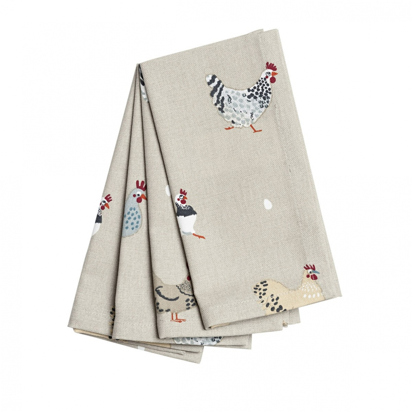 Sophie Allport Lay a Little Egg Napkins Set of 4