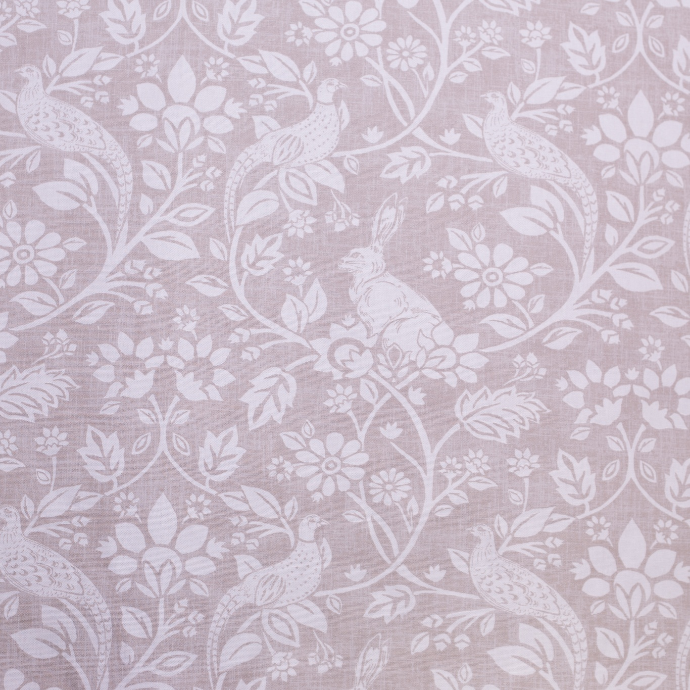 Image of Swatch Box Heathland Linen Curtain Fabric
