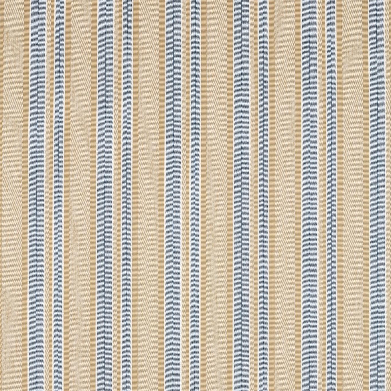 Image of Sanderson Home Alcott Denim/Barley Fabric 236417