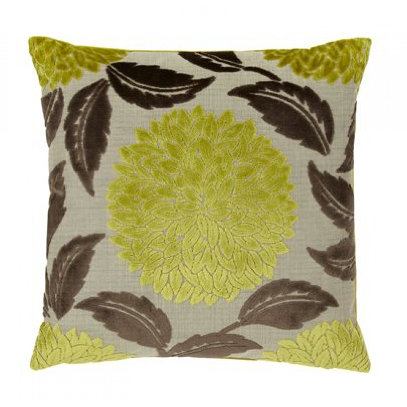 Image of Sanderson Ceres - Lime Cushion