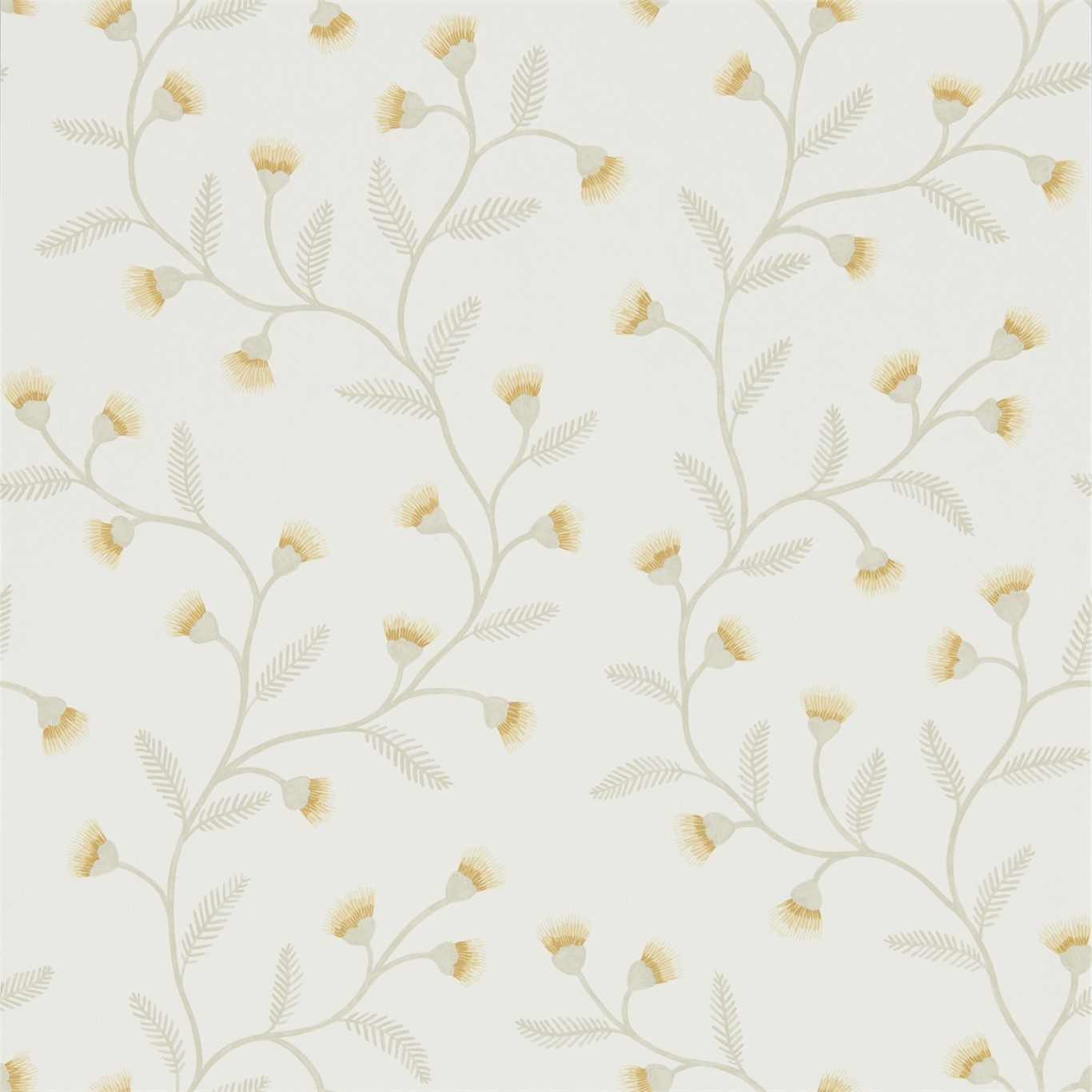 Image of Sanderson Home Everly Barley Wallpaper 216375