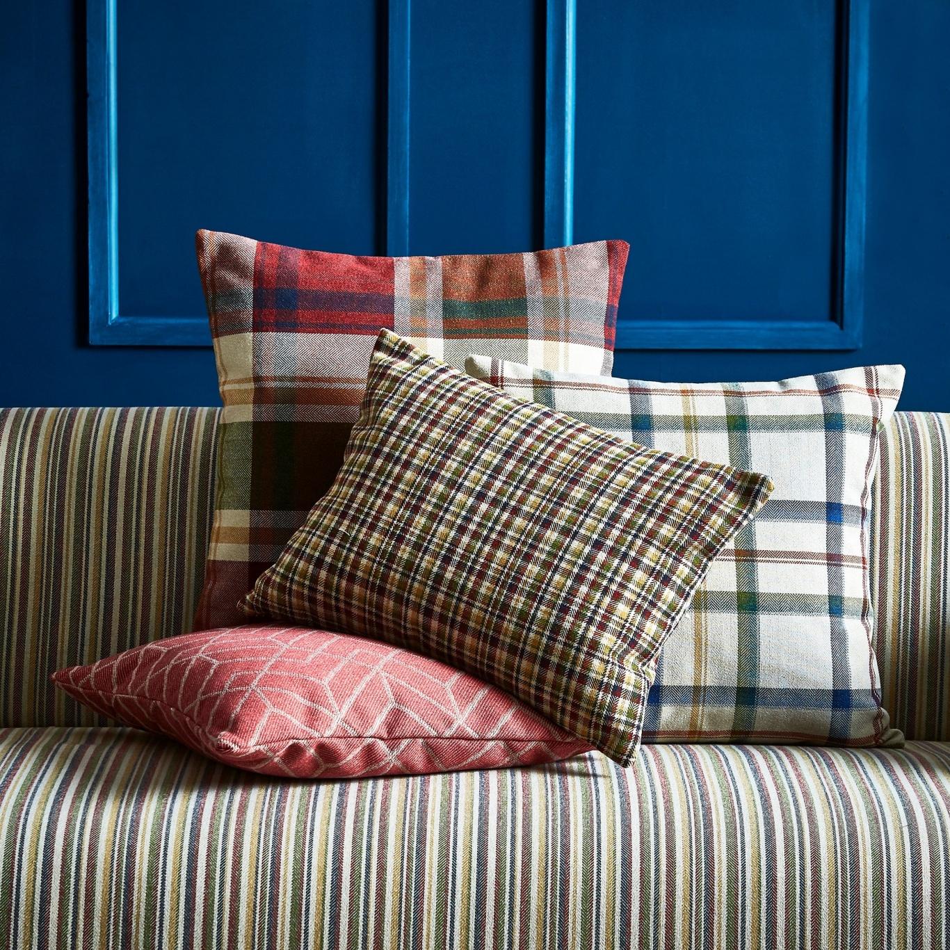 Prestigious Walton Cranberry FR Fabric 2020/316