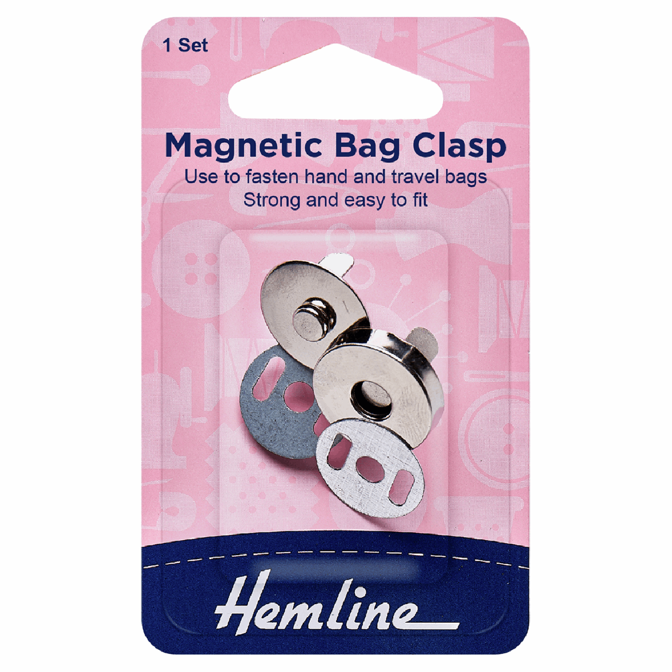 Image of Magnetic Bag Closure | 19mm