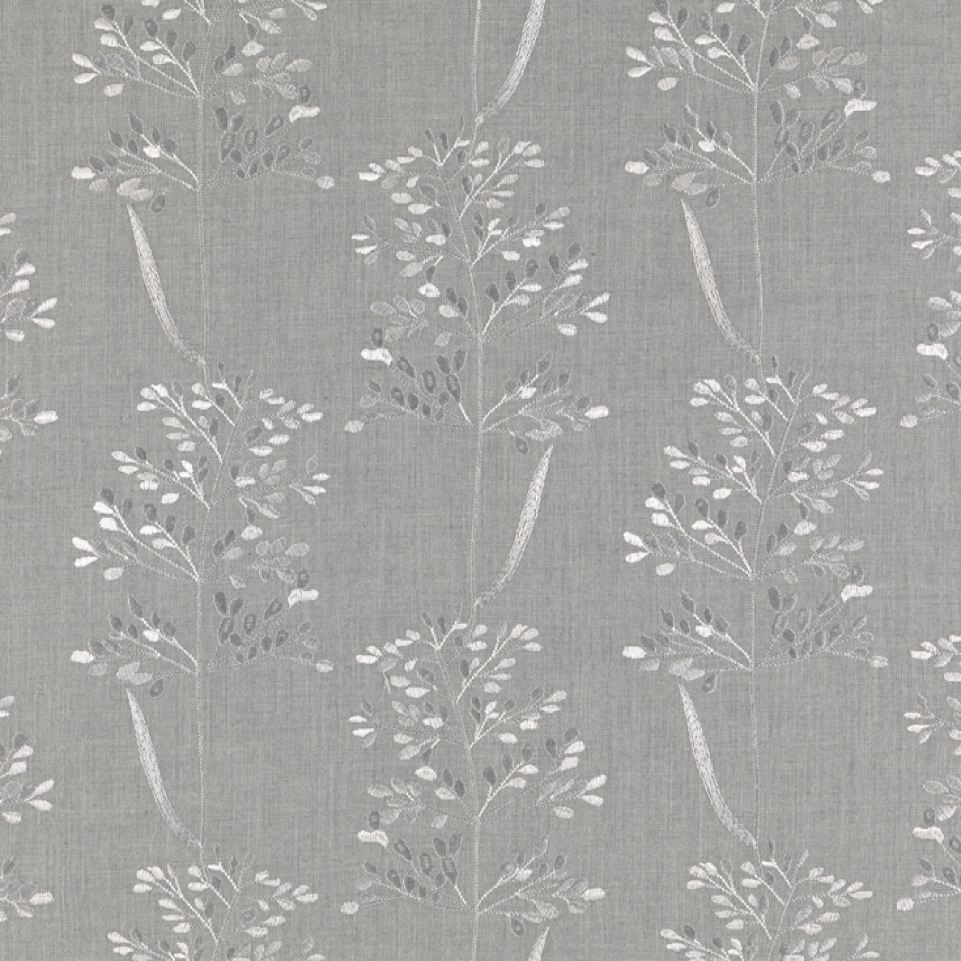 Image of Fibre Naturelle Beaulieu Gainsboro Curtain Fabric BEU/04