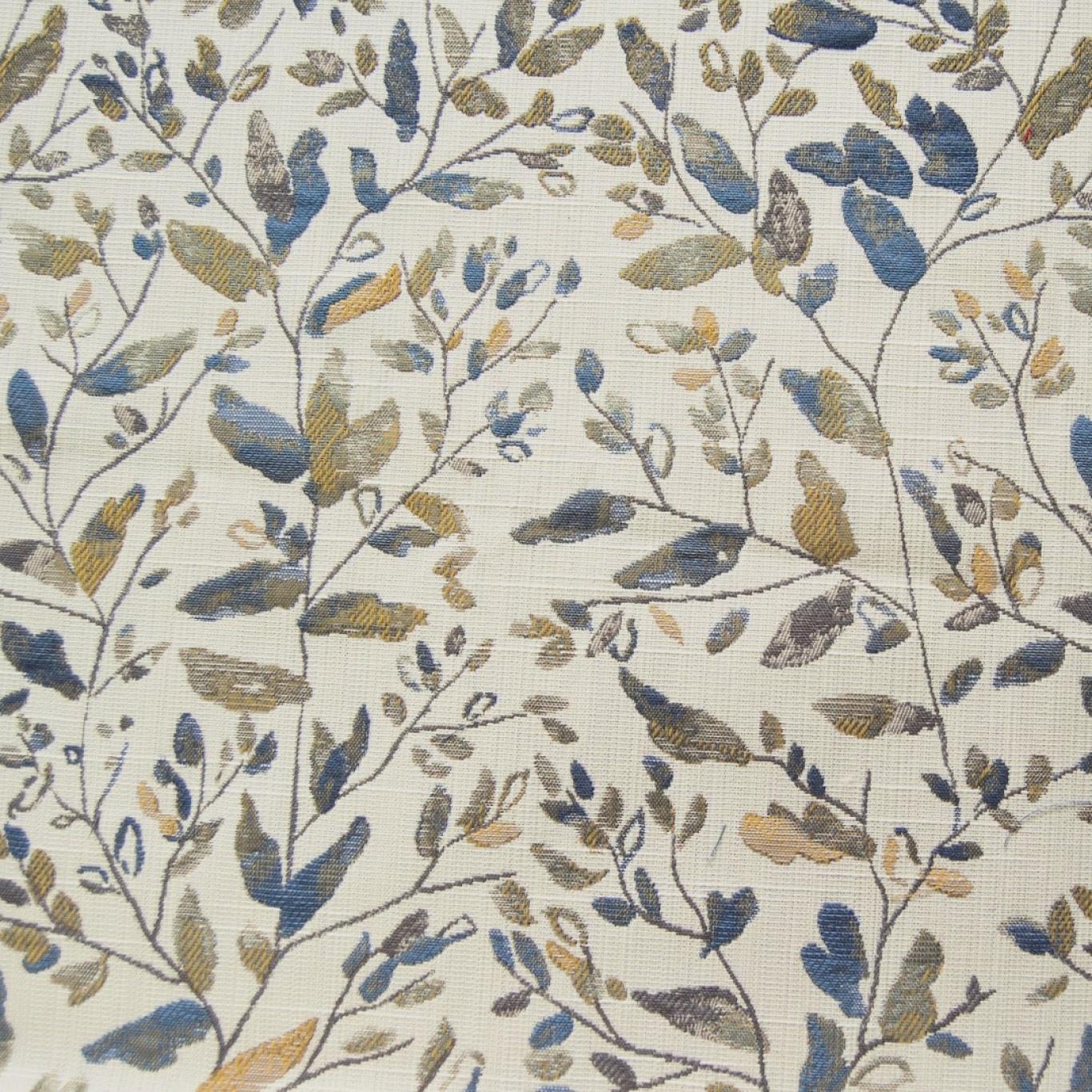Image of Voyage Misley Lemongrass Curtain Fabric
