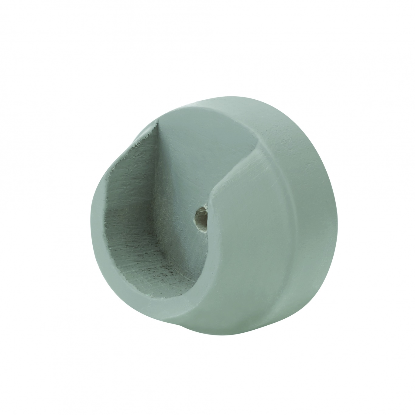Image of Painted 28mm Recess Bracket Pair Truffle