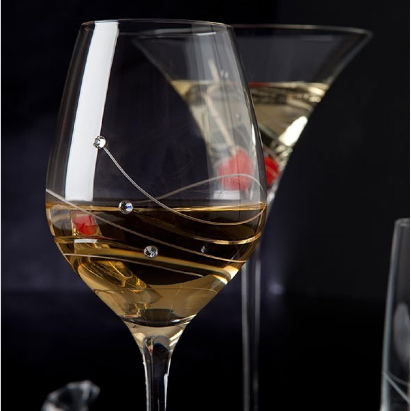 Dartington Glitz Wine Pair