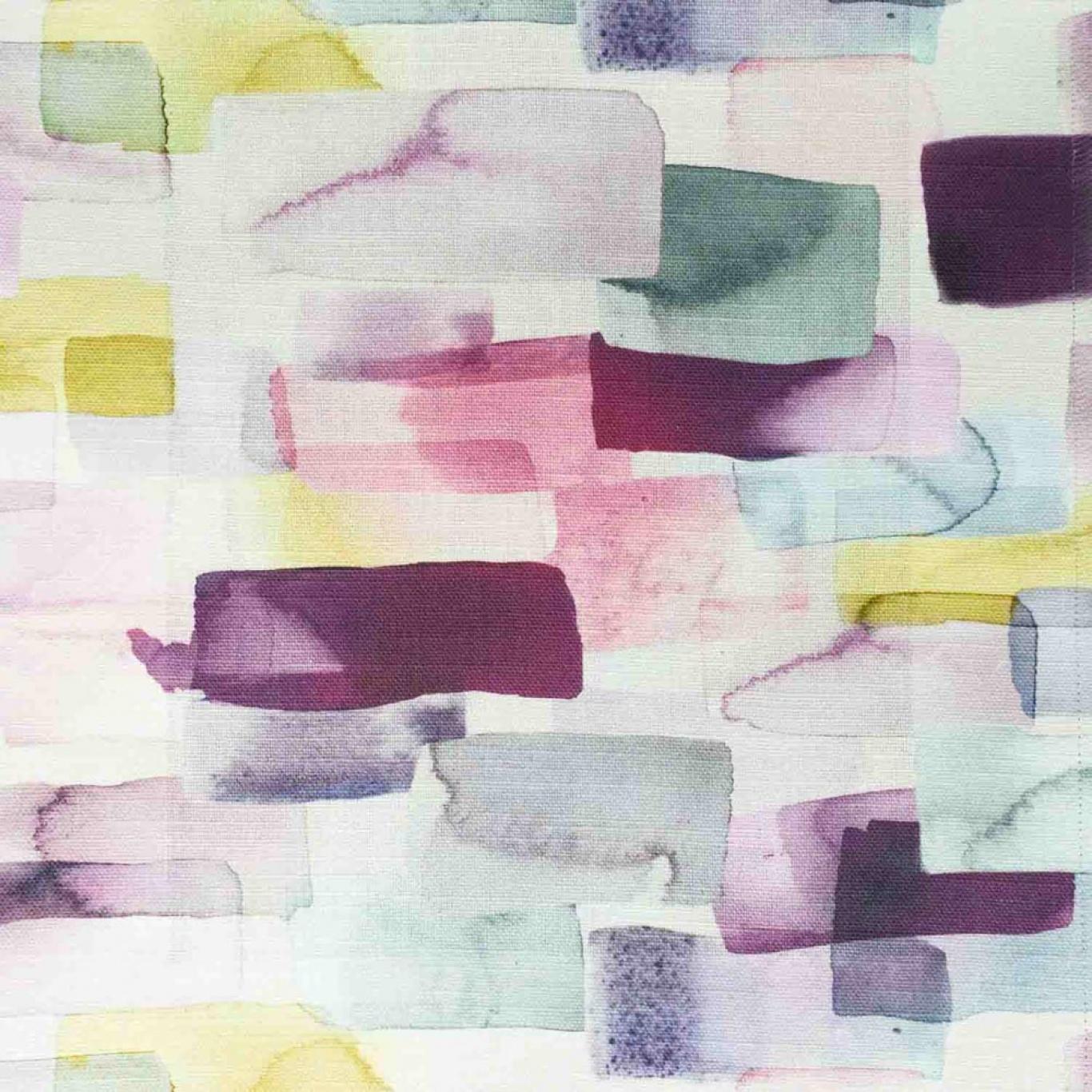Image of Voyage Kampala Summer Curtain Fabric